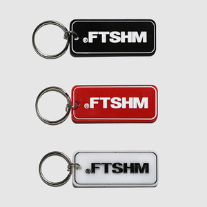 FTSHM LOGO ACRYLIC KEY RING
