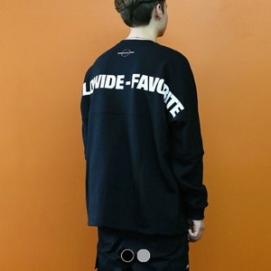 FTSHM BACK LOGO SWEAT SHIRT