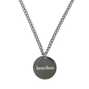 FTSHM HEARTLESS NECKLACE