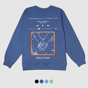 FTSHM MUSIC SWEAT SHIRT (19FW)